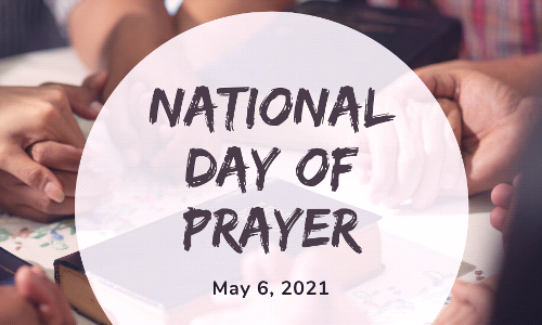 National Day of Prayer ~ May 6