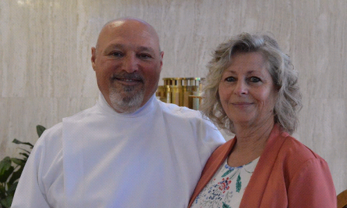May 28th ~ Frank Hannah to be ordained a permanent deacon