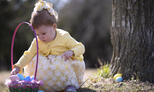 Join us for an Easter Egg Hunt!