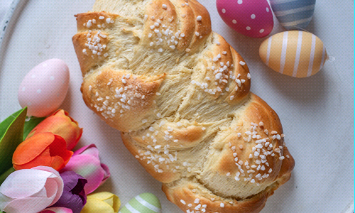 This weekend is the Knights of Columbus Easter Bread Sale